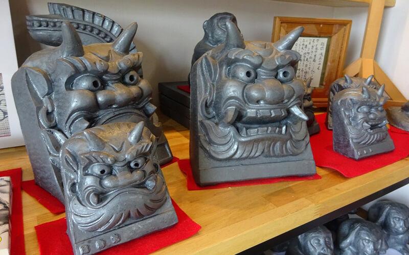 Echizen Onigawara Ogre Tiles