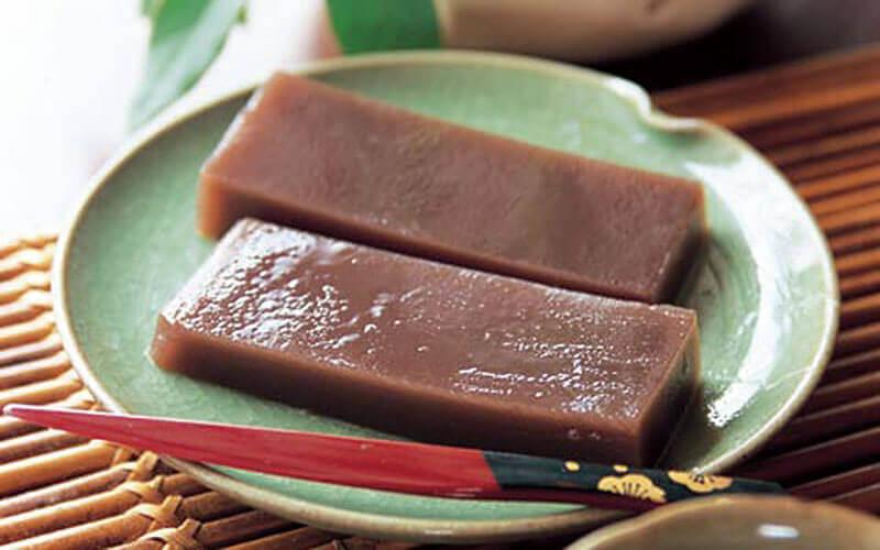Mizuyokan Red Bean Jelly