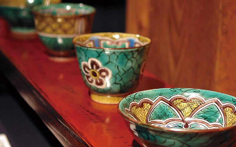 Kutaniyaki Ceramics