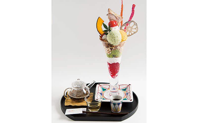 加贺圣代冰淇淋