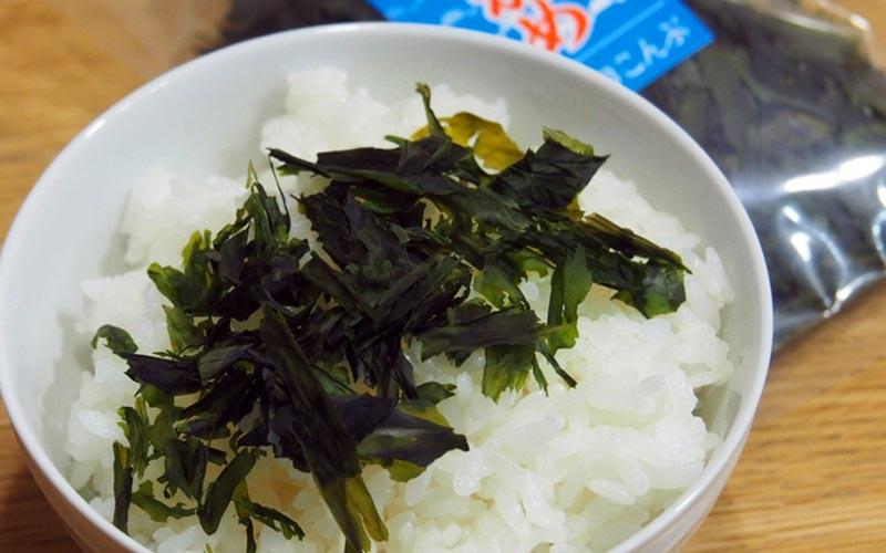 Momi-Wakame Dried Seaweed